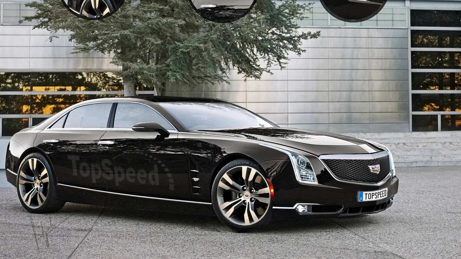 48 The Best 2020 Cadillac CT6 Spy Shoot