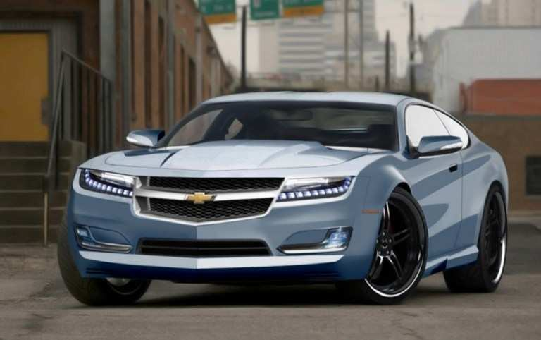 48 The Best 2020 Chevy Monte Carlo Redesign