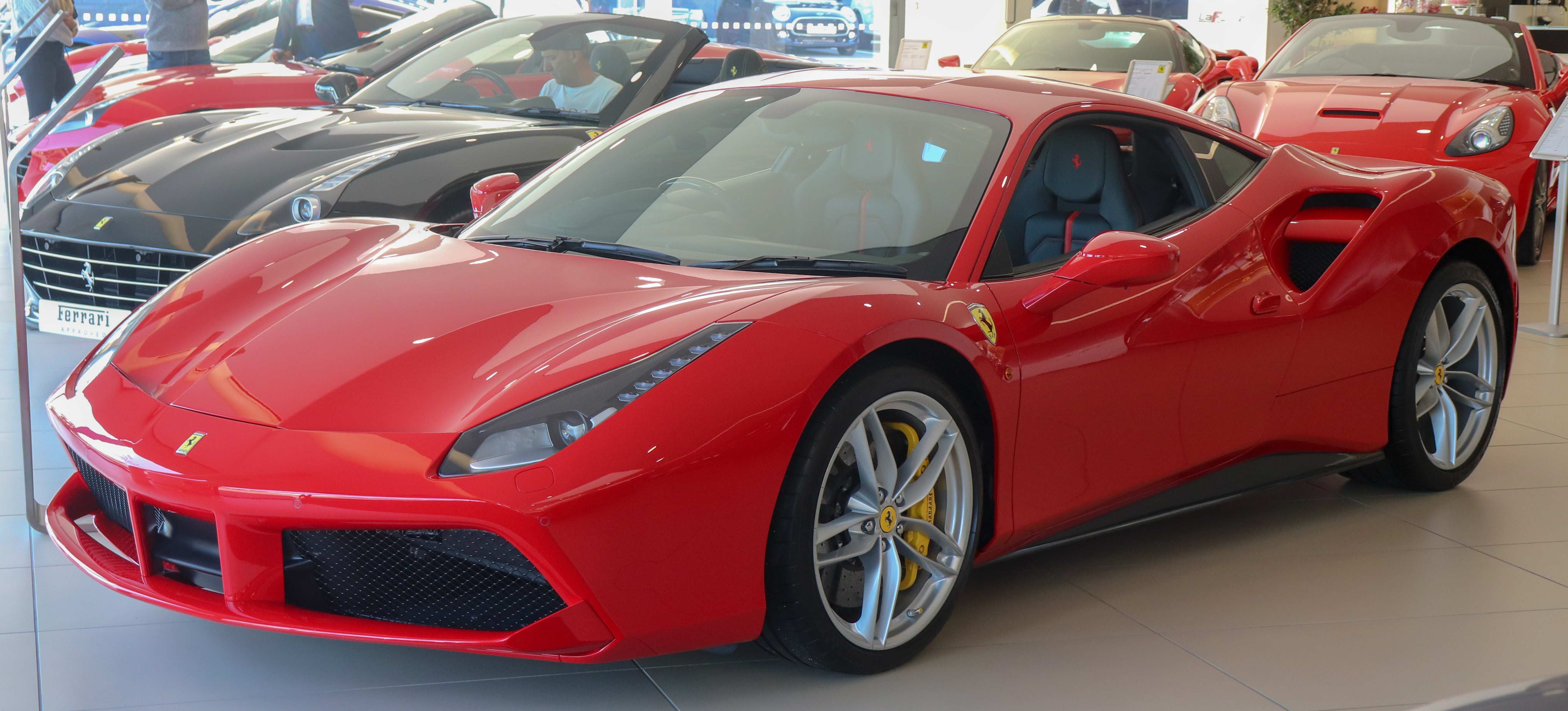 48 The Best 2020 Ferrari 488 GTB Performance And New Engine