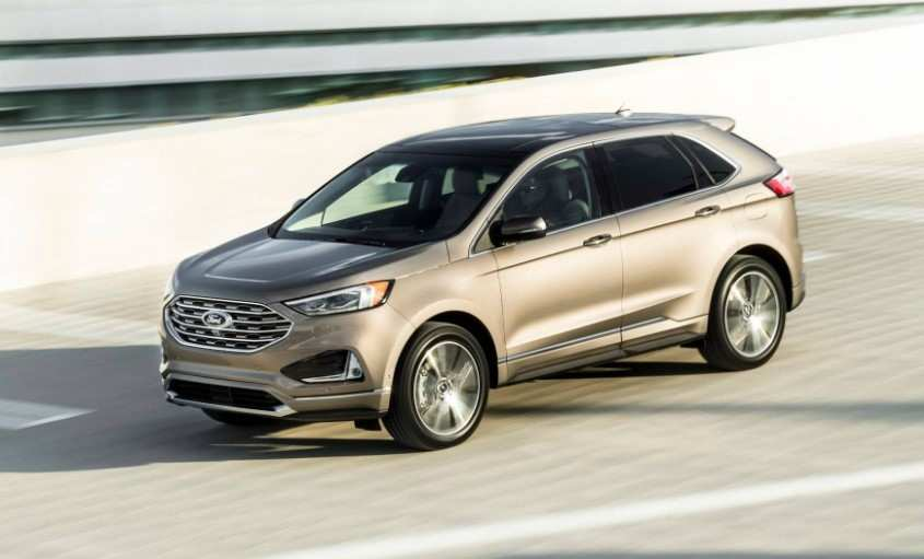 48 The Best 2020 Ford Edge New Design Specs