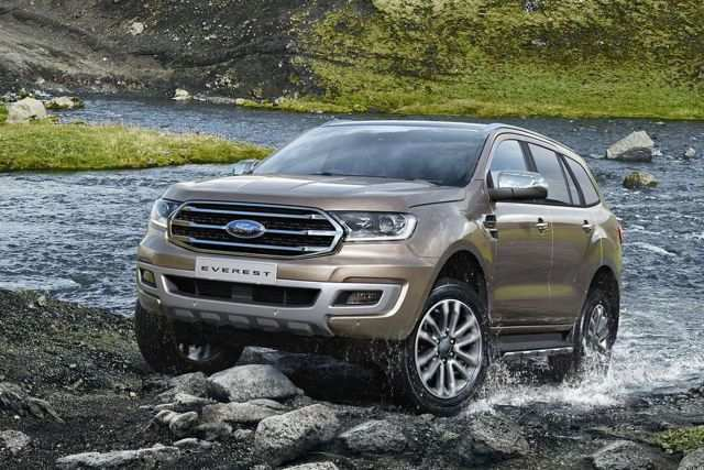 48 The Best 2020 Ford Everest Photos