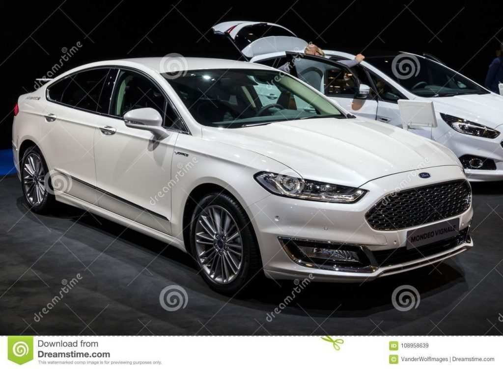48 The Best 2020 Ford Mondeo Vignale Price And Review