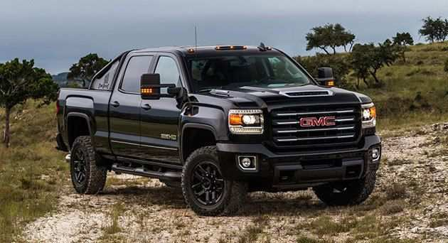 48 The Best 2020 Gmc Canyon Diesel Concept