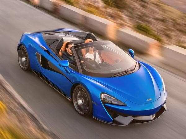 48 The Best 2020 McLaren 570S Coupe Redesign And Concept