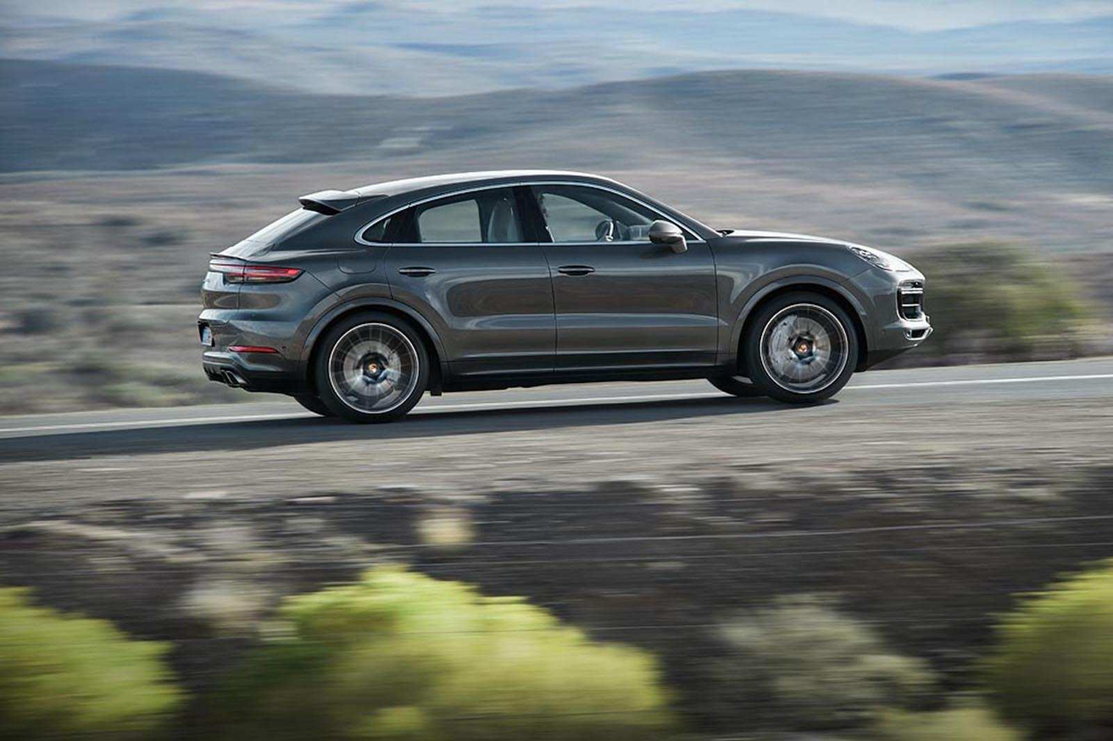 48 The Best 2020 Porsche Macan Turbo Wallpaper
