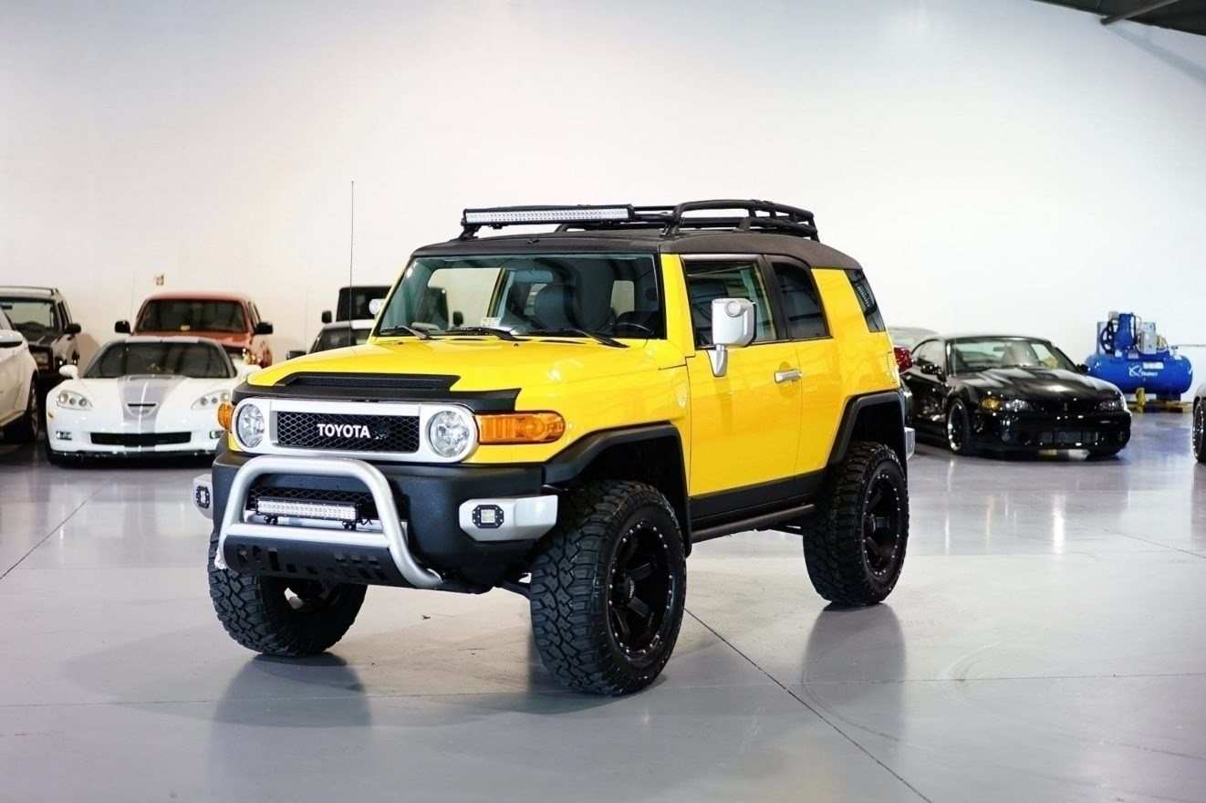 48 The Best 2020 Toyota FJ Cruiser Images