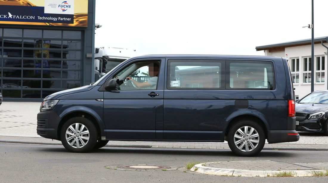 48 The Best 2020 VW Transporter Photos