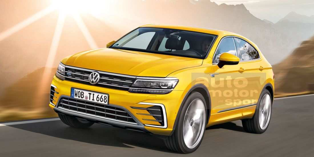 48 The Best 2020 Volkswagen Tiguan First Drive