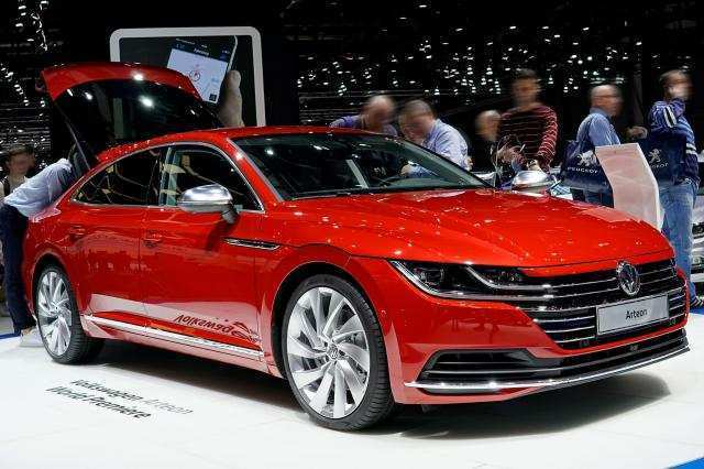48 The Best Arteon Vw 2019 Style