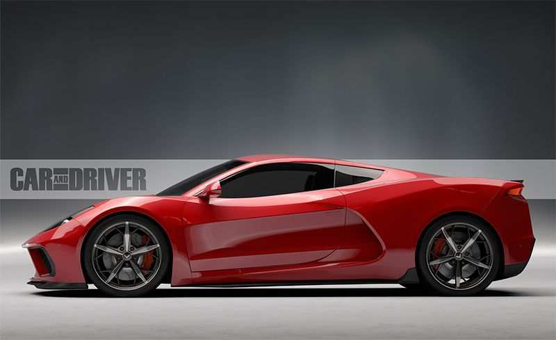 48 The Best Chevrolet Corvette 2020 Performance And New Engine