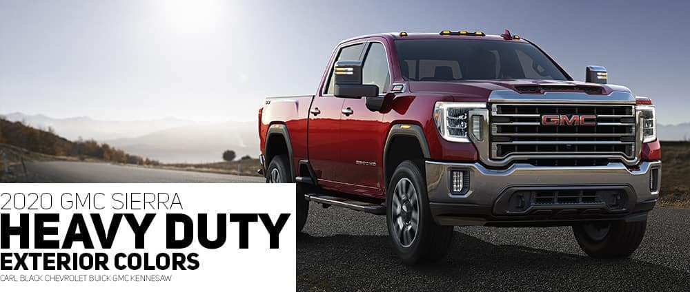 48 The Best GMC Truck Colors 2020 Model