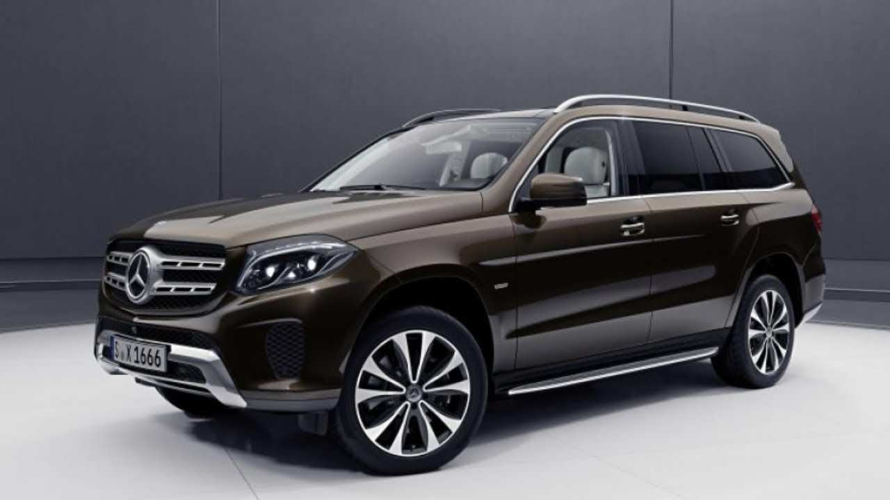 48 The Best Gls Mercedes 2019 Picture