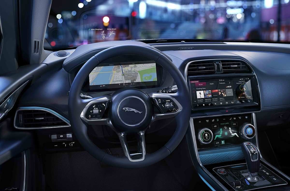 48 The Best Jaguar Xe 2019 Concept And Review