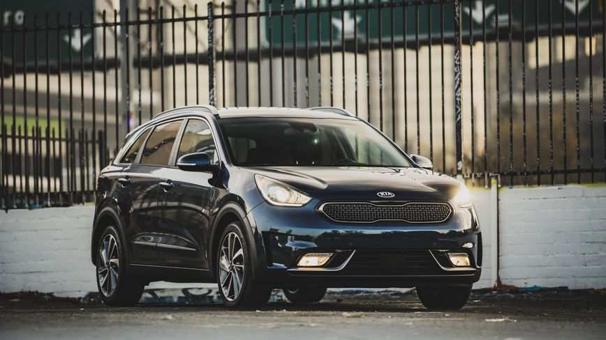 48 The Best Kia 2019 Hybrid Review