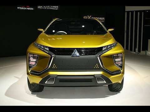 48 The Best Mitsubishi Concept 2020 Research New