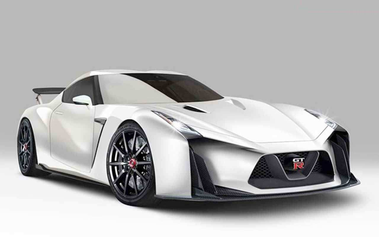 48 The Best Nissan 2019 Gtr Specs And Review