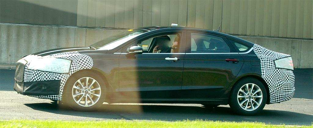 48 The Best Spy Shots Ford Fusion Images