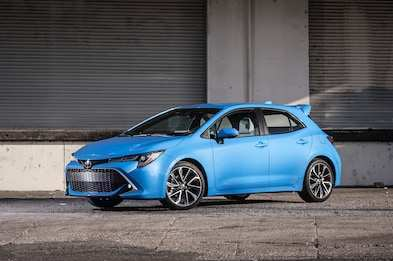 48 The Best Toyota Hatchback 2019 Specs And Review