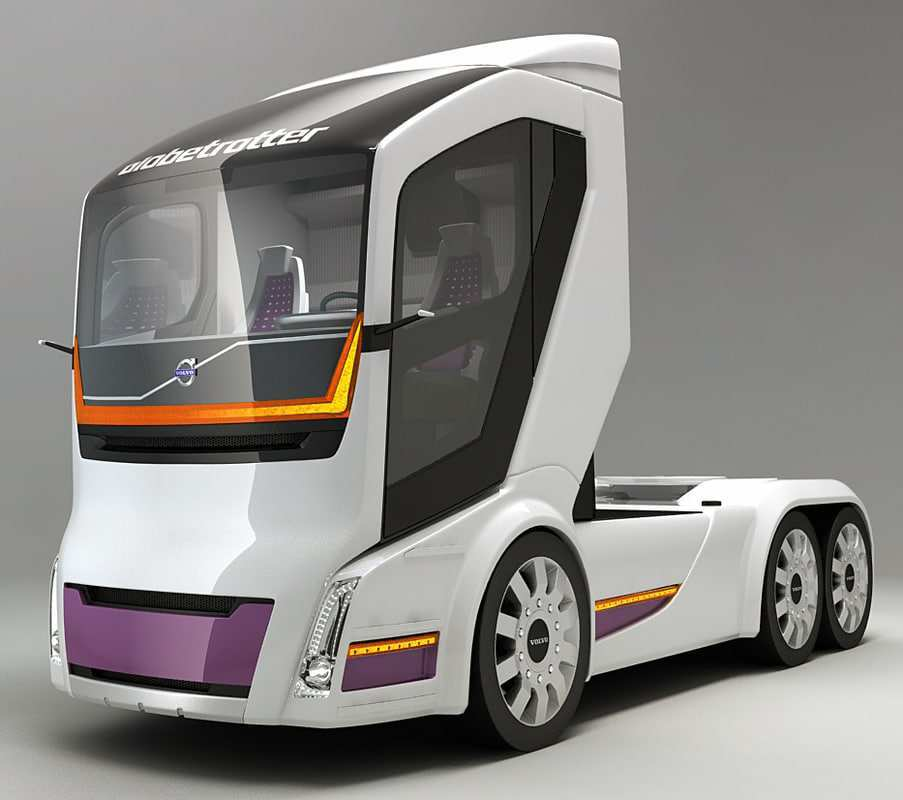 48 The Best Volvo Trucks Vision 2020 Concept And Review