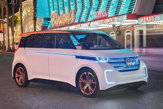 48 The Best Vw Van 2019 Redesign And Review
