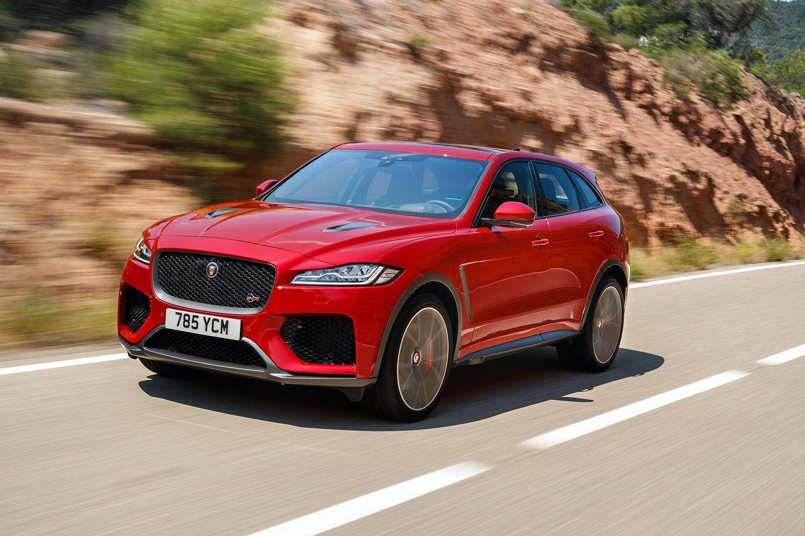 48 The Jaguar Suv 2019 Speed Test