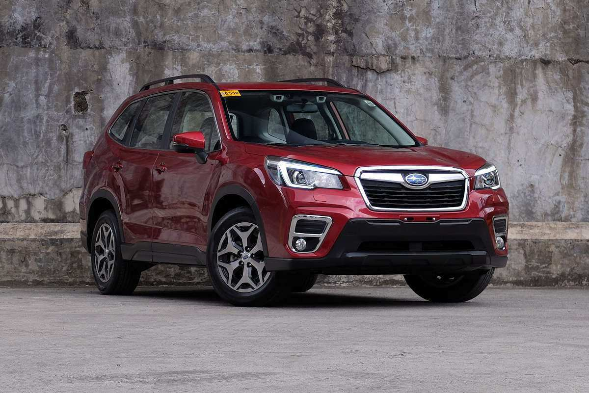 48 The Subaru Eyesight 2019 Overview