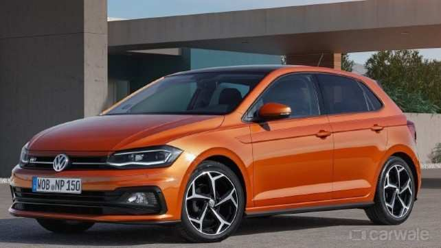 48 The Volkswagen Polo 2020 India Pictures
