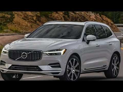 48 The Volvo Facelift Xc60 2020 Review And Release Date
