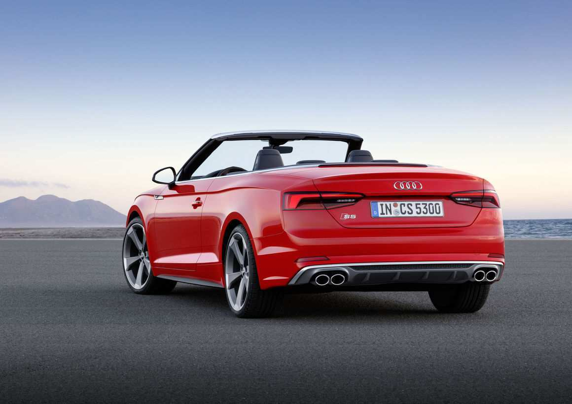 49 A 2019 Audi S5 Cabriolet Redesign