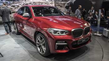49 A 2019 BMW X4 Performance And New Engine