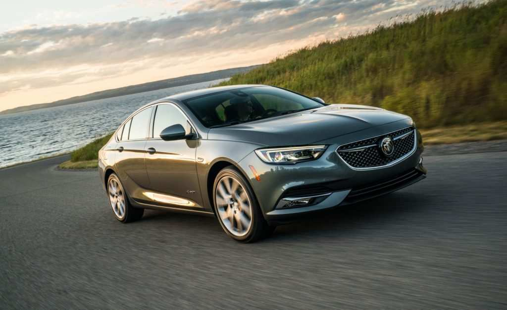49 A 2019 Buick Regal Gs Coupe Performance
