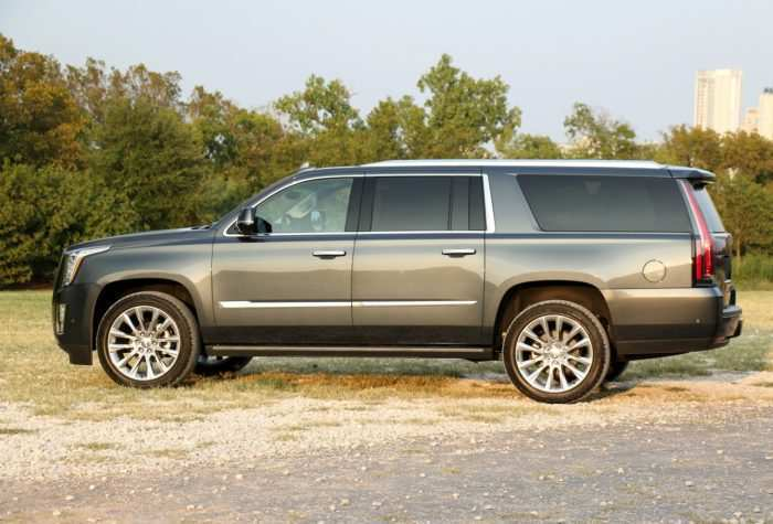 49 A 2019 Cadillac Escalade Ext Engine