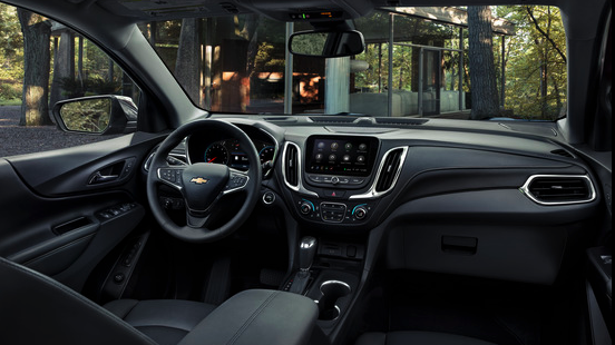 49 A 2019 Chevy Equinox Configurations