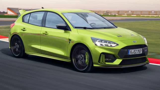 49 A 2019 Ford Focus RS Release