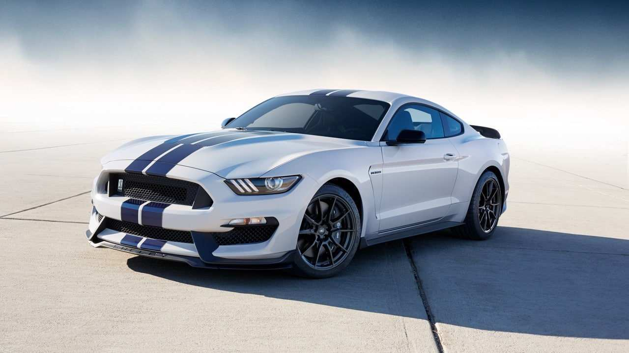 49 A 2019 Ford GT350 First Drive