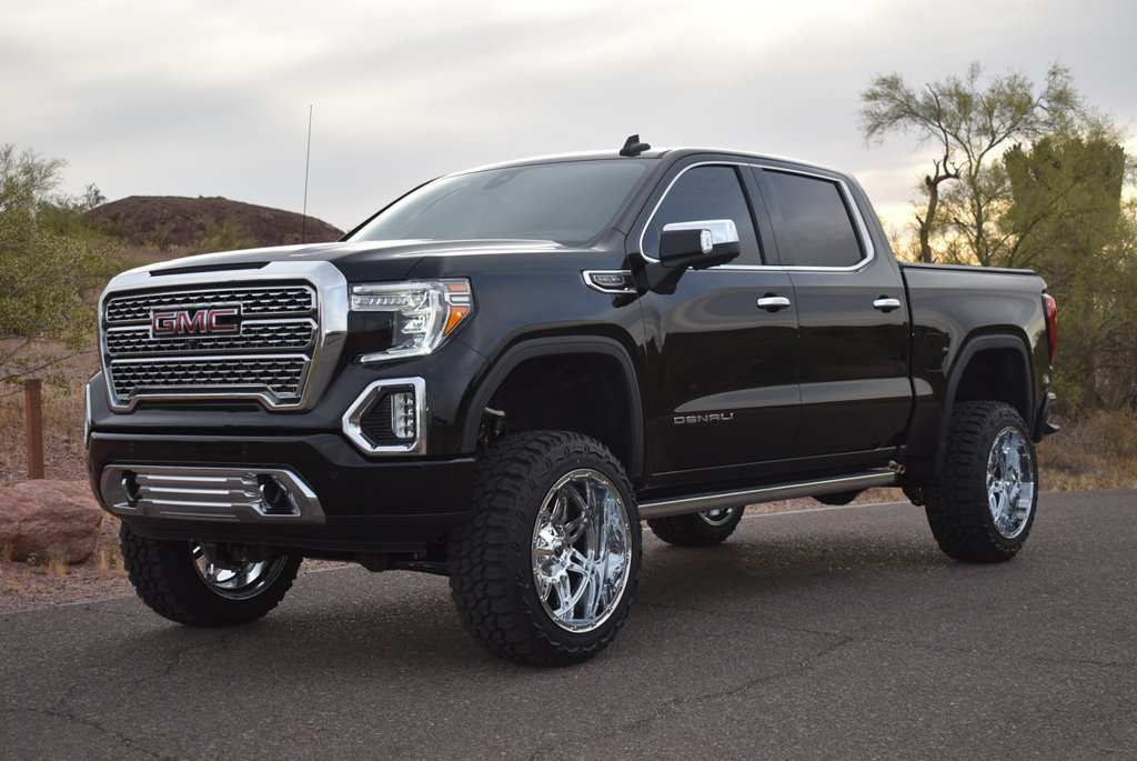 49 A 2019 Gmc Sierra Denali 1500 Hd Redesign And Concept
