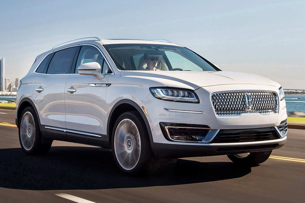 49 A 2019 Lincoln MKX New Concept