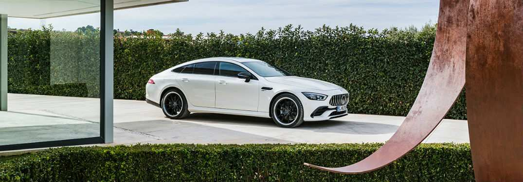 49 A 2019 Mercedes AMG GT Release