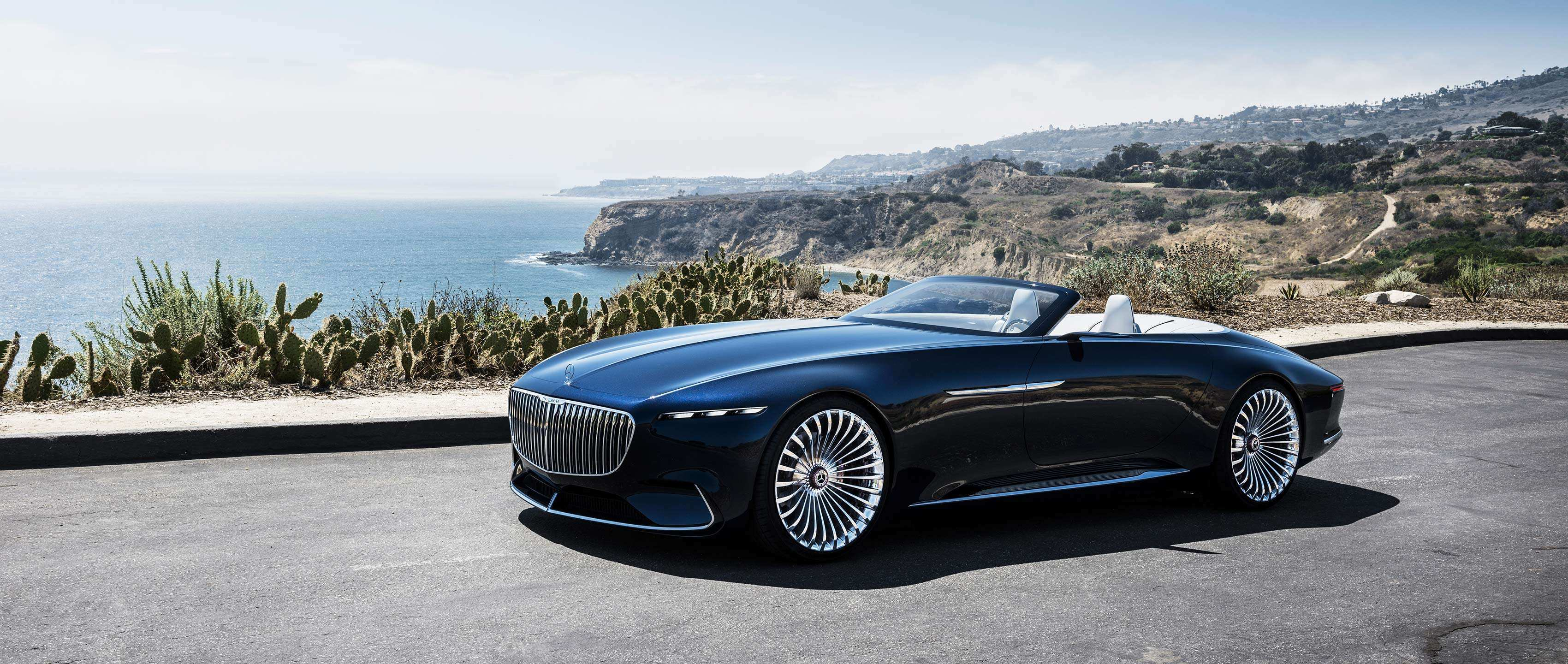 49 A 2019 Mercedes Maybach 6 Cabriolet Price Picture