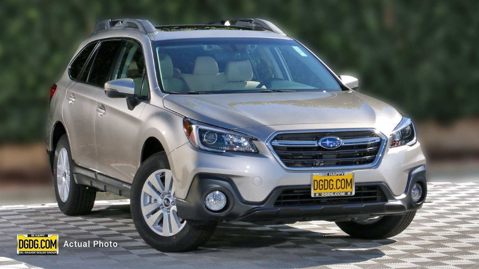 49 A 2019 Subaru Outback Turbo Hybrid Overview
