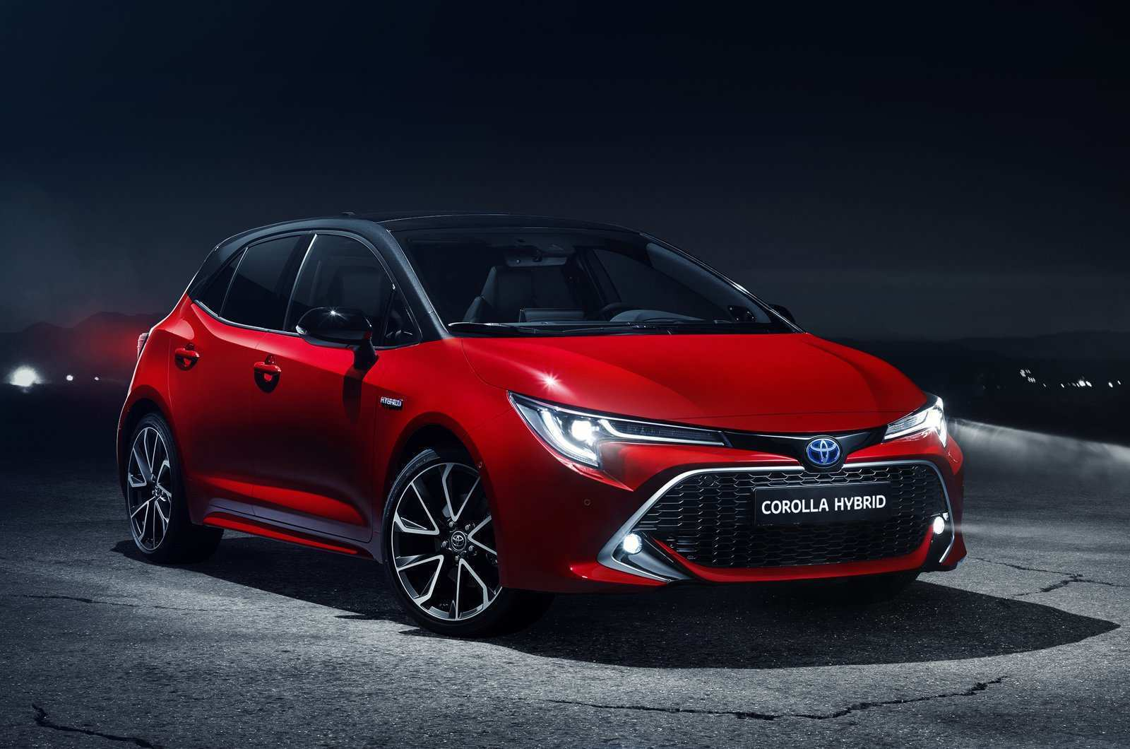 49 A 2019 Toyota Auris Spesification