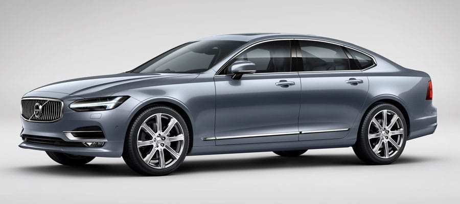 49 A 2019 Volvo S90 Configurations