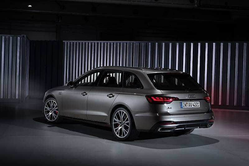 49 A 2020 Audi S4 Overview