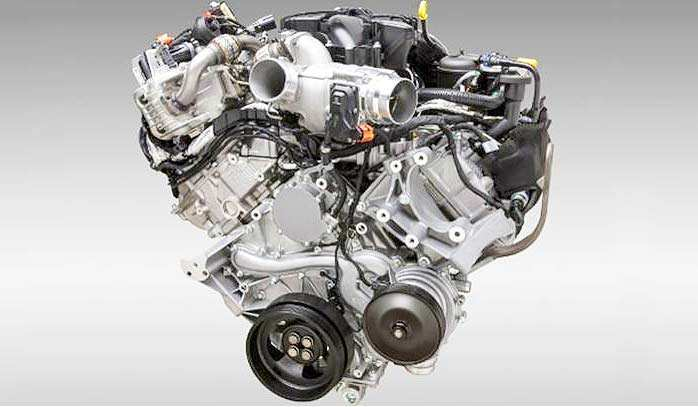 49 A 2020 Ford Atlas Engine Engine