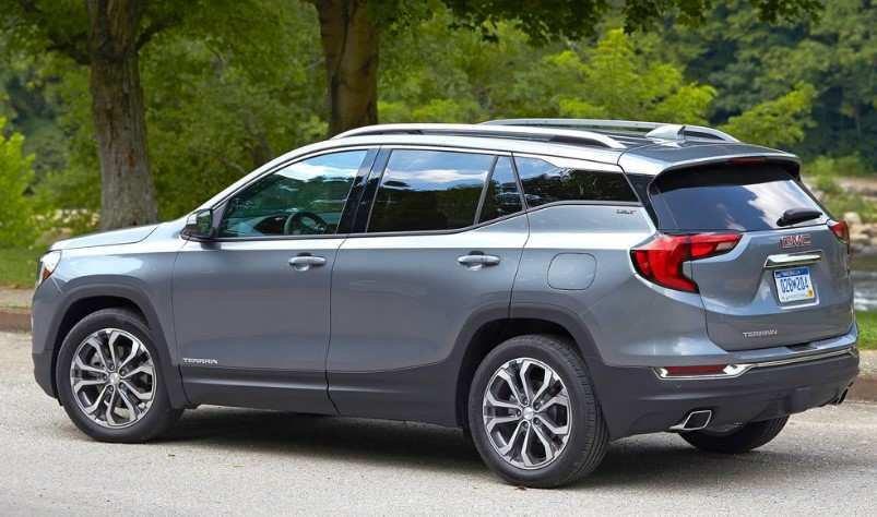 49 A 2020 GMC Terrain Price And Review