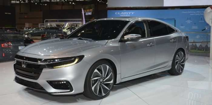 49 A 2020 Honda Civic New Review