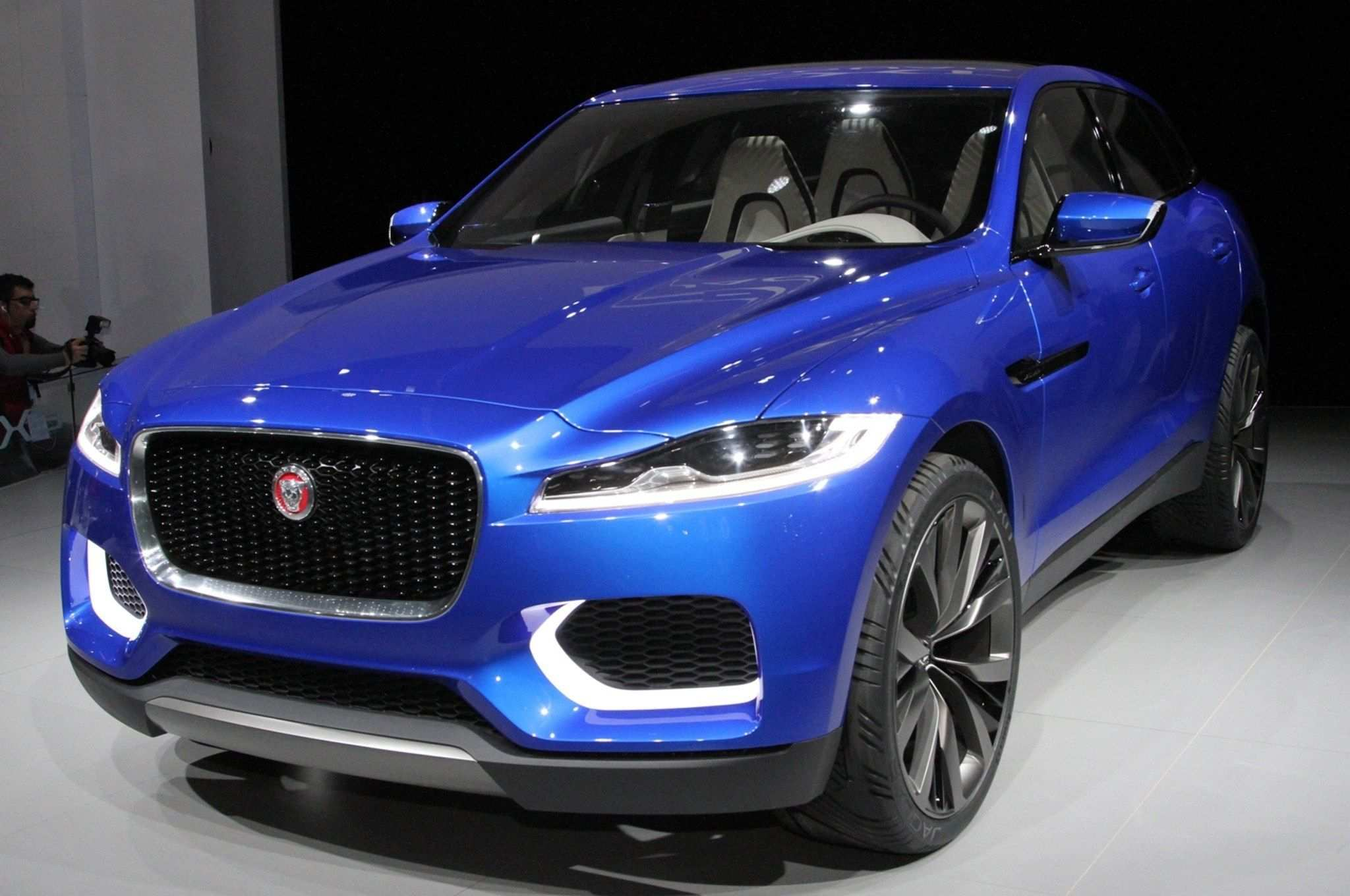 49 A 2020 Jaguar C X17 Crossover Redesign And Review