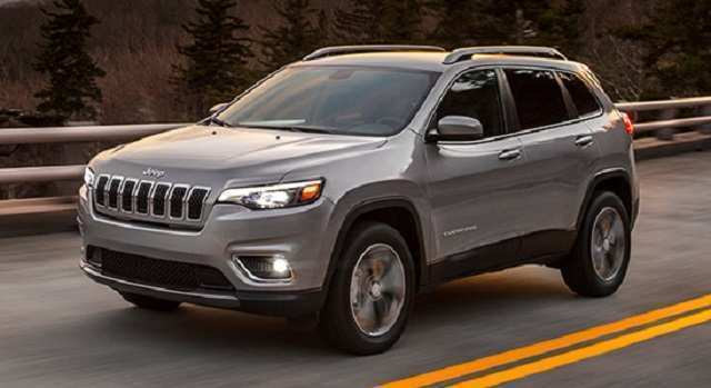 49 A 2020 Jeep Compass Picture