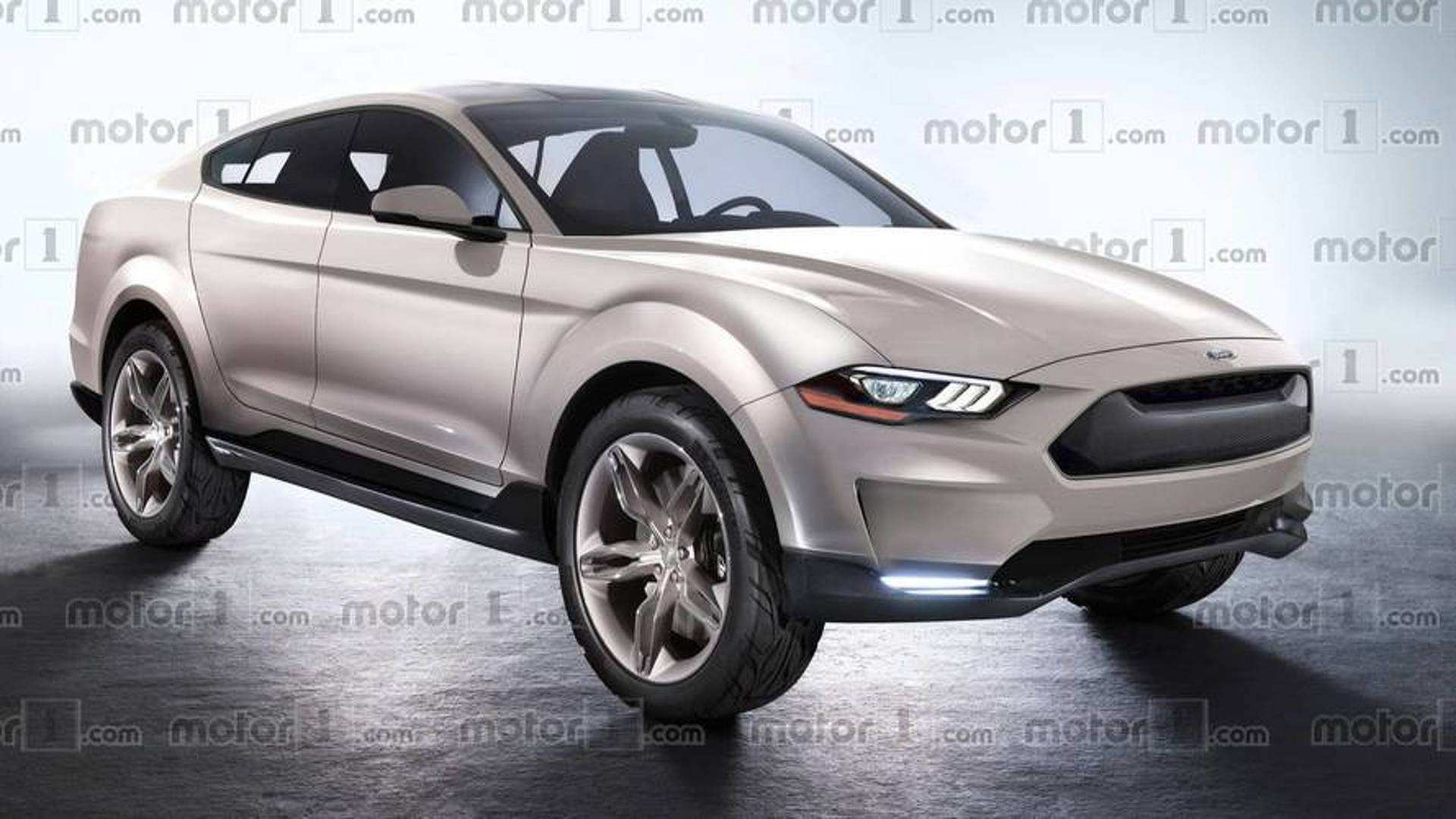 49 A 2020 Mustang Mach 1 Performance And New Engine