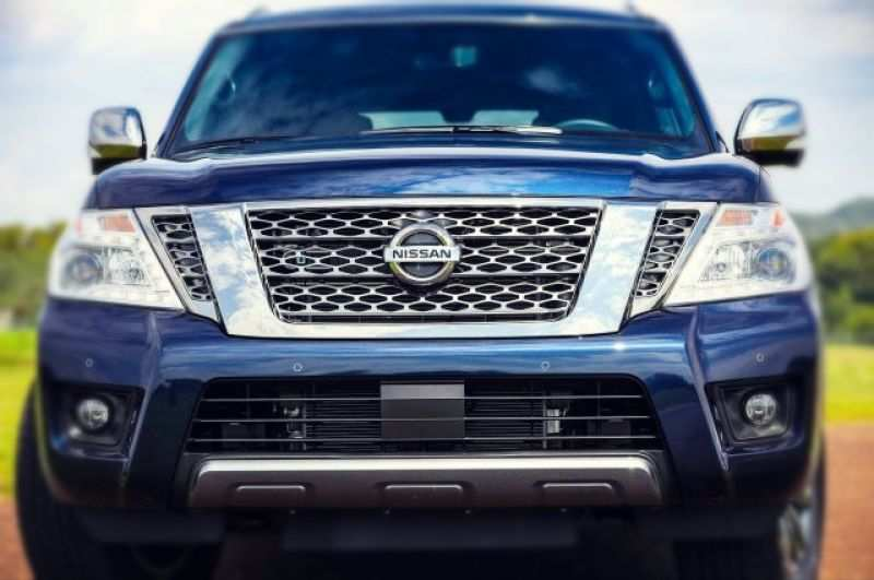 49 A New Nissan Patrol 2019 Specs And Review